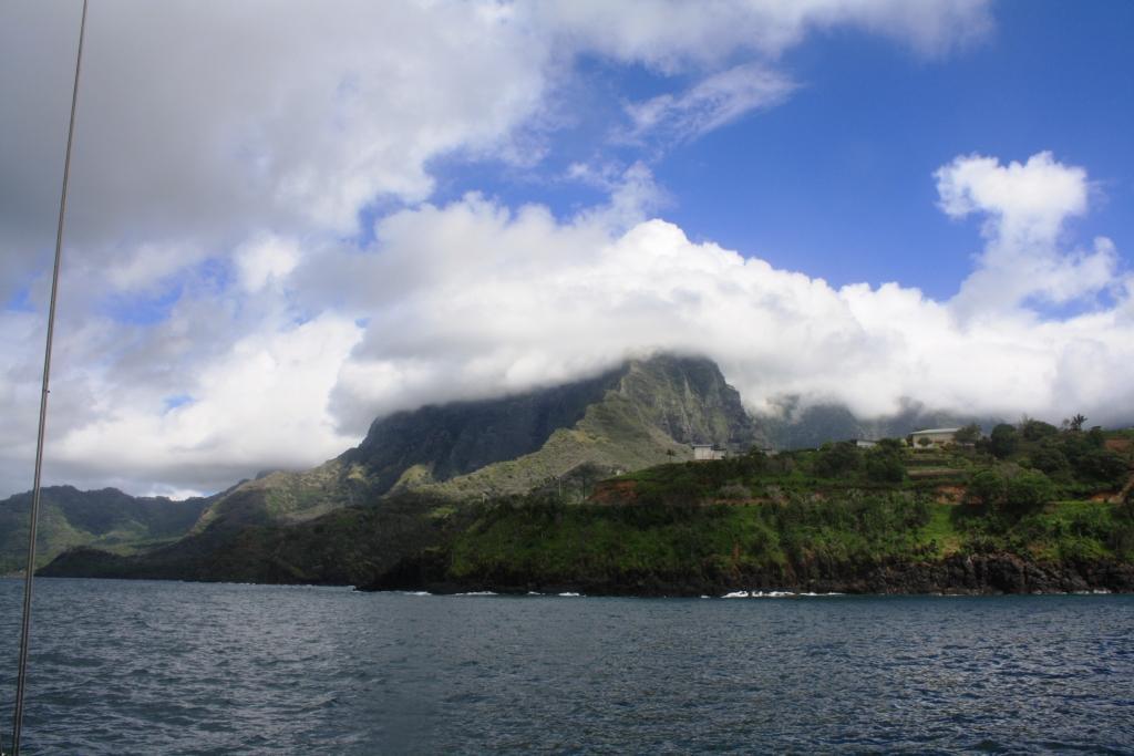 Маркизские острова. Хива Оа