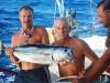 Ещё один пойманый тунец