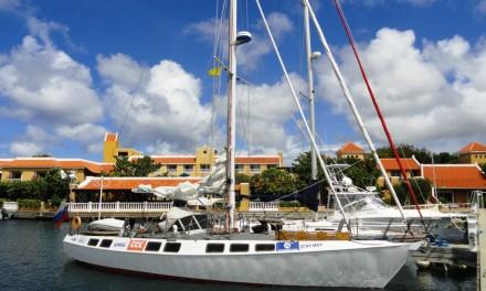 20 марта. От Гренады до о. Бонайре