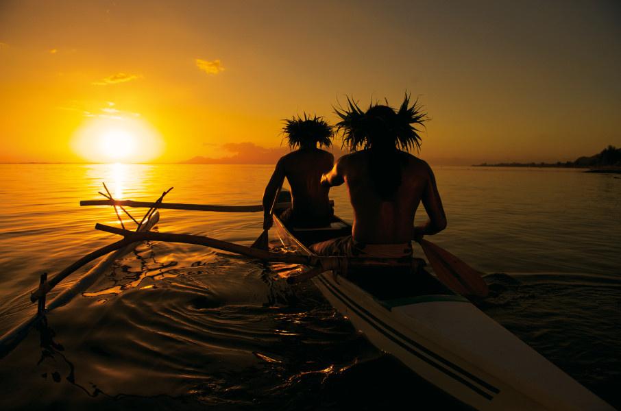 9. Галапагосы — Таити